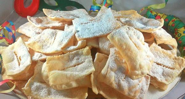 Dolci di Carnevale: la ricetta delle chiacchiere senza glutine