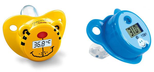 Ciuccio Termometro: l'alleato delle mamme per misurare la febbre ai bambini