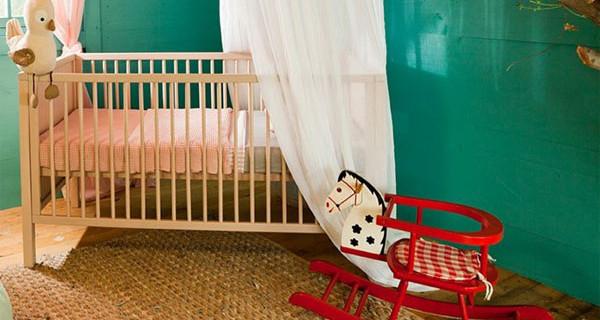 Coco-Mat pensa al sonno dei bambini con i lettini realizzati con materiali naturali