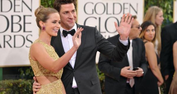 Emily Blunt e John Krasinski sono diventati genitori: è nata la loro bimba Hazel