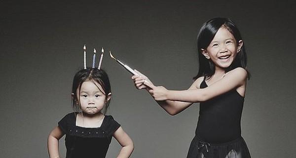 Papà fotografa le sue figlie: le bellissime foto che stanno facendo il giro del mondo