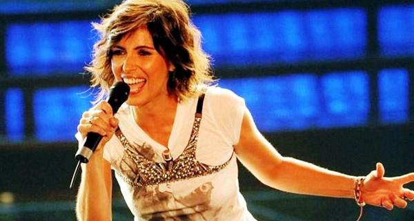 Ti Lascio Una Canzone 2014: Giorgia insieme ai piccoli talenti nella prima puntata