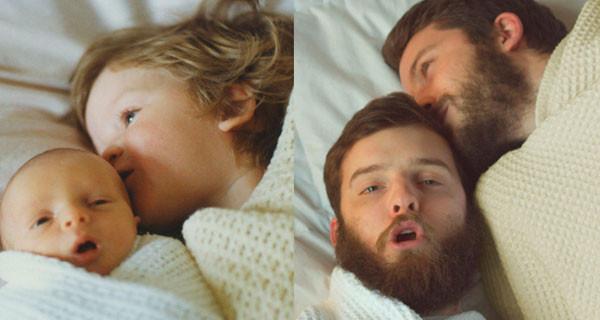 I fratelli Joe e Rich Luxton ricreano 10 foto della loro infanzia e diventano dei fenomeni web