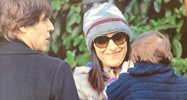 Laura Pausini festeggia 20 anni di carriera a New York e, con lei, c'è sempre sua figlia Paola