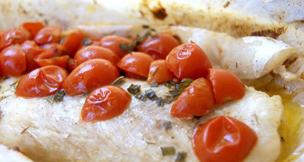 Ricetta del merluzzo al cartoccio, ideale per i bambini