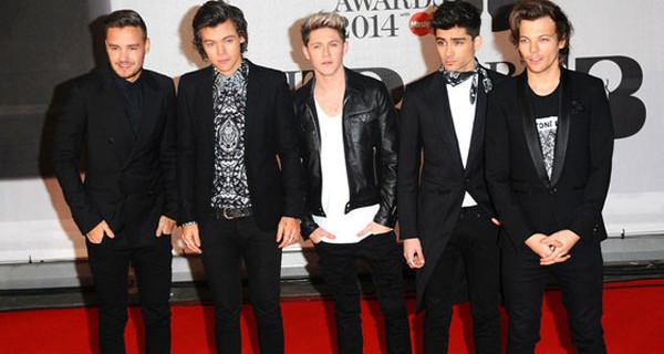 Il trionfo degli One Direction ai Brit Awards 2014. Tutti i premi [Video]