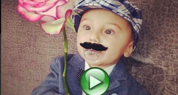 Il piccolo Santiago a San Valentino, a quando il nuovo video? Intanto guardate questo