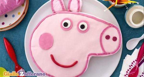 Torta di Peppa Pig: ricetta e modalità di preparazione del dolce preferito dai bambini