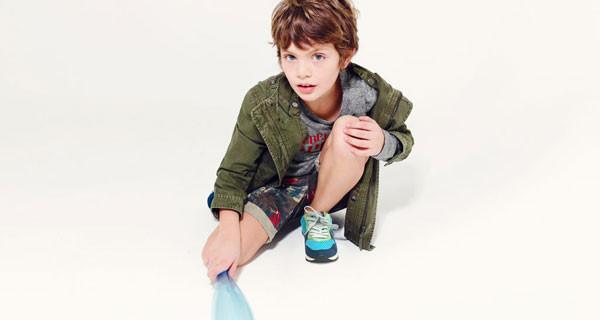 Zara Kids, la collezione bambino per la Primavera Estate 2014 [Foto]
