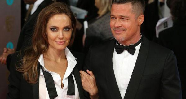 """Angelina Jolie sempre più innamorata di Brad Pitt: """"E' il papà migliore del mondo"""""""