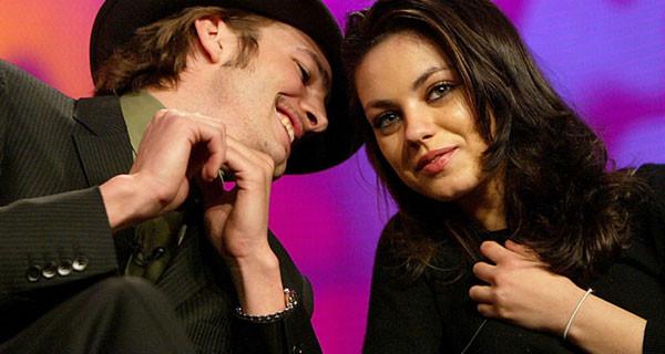 Mila Kunis è incinta! Lei e Ashton Kutcher saranno presto genitori [Foto]