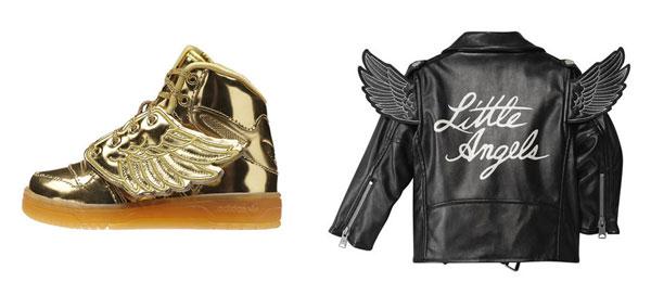 Jeremy Scott per adidas: la nuova fiammante collezione per bambini