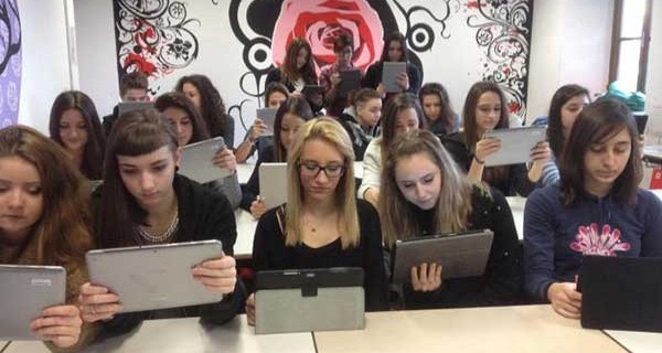 Ad Ancona la scuola del futuro, arriva l'aula 3.0