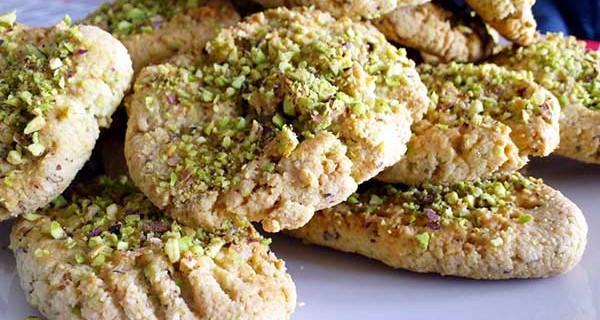 Ricetta per la Festa del papà: biscottini mandorle e pistacchi senza glutine