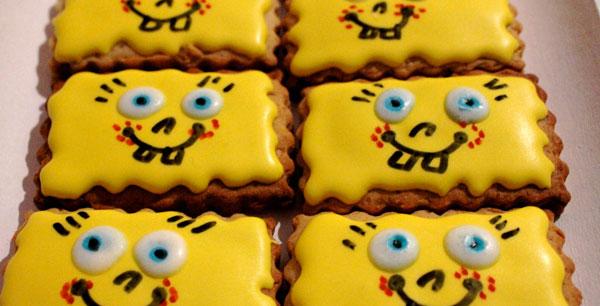 Ricetta dei Biscotti di Spongebob: come preparare uno dei dolci preferiti dai bambini