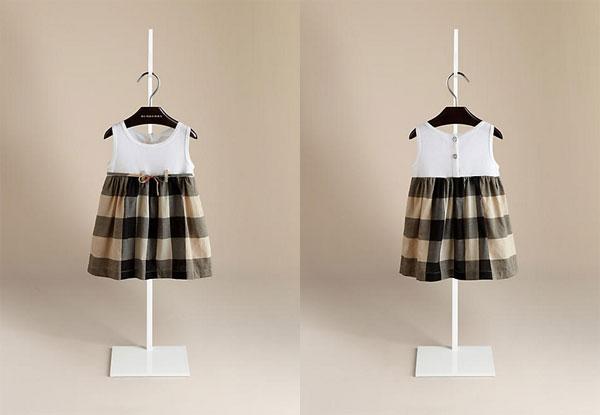 competitive price dd831 f9043 Abito Burberry per bambina: perfetto per un'occasione ...