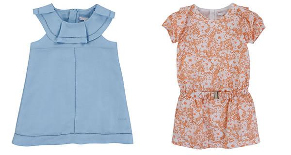 Chloè: ecco la collezione Kidswear per la Primavera/Estate 2014