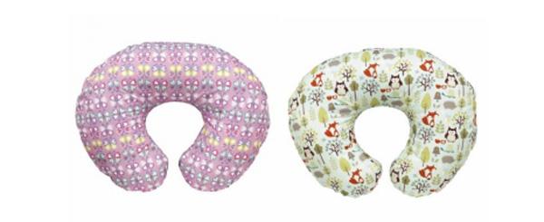Boppy by Chicco, il cuscino per l'allattamento del bambino