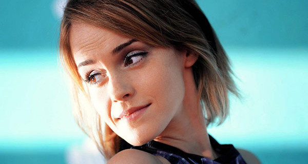 "Emma Watson, da Hermione in Harry Potter a star in Noah: ""il mio primo bacio"""