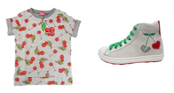 E' Cherry mania con la nuova collezione di Fiorucci Youngwear