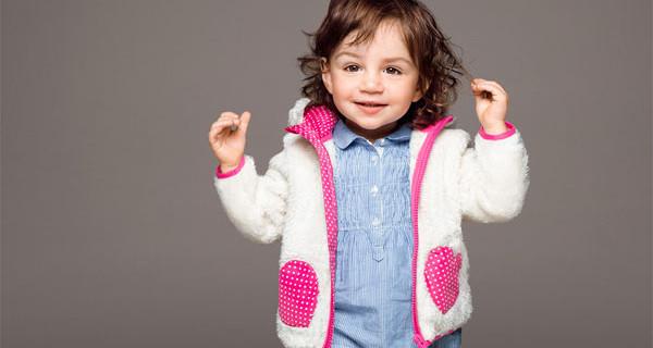 Giacche e cappottini per bebè della nuova collezione H&M Baby