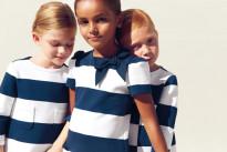 Il Gufo: capi dal gusto navy per la Primavera 2014 delle bimbe