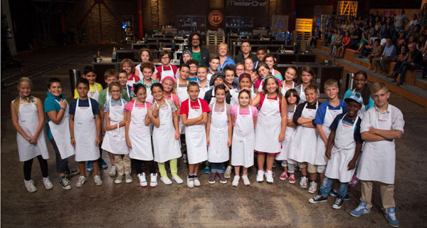 Junior MasterChef prima puntata: l'incredibile talento dei piccoli chef. Nomi dei concorrenti