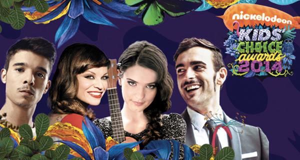 Amoroso, Mengoni, Moreno e Violetta candidati ai Kids Choice Awards 2014
