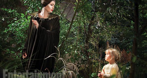 Angelina Jolie parla del ruolo di sua figlia Vivienne nel film Maleficent