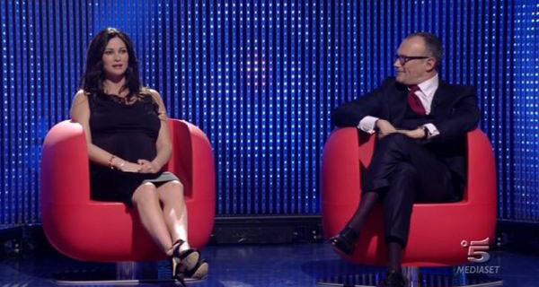 Selvaggia Lucarelli contro Manuela Arcuri al Grande Fratello 13
