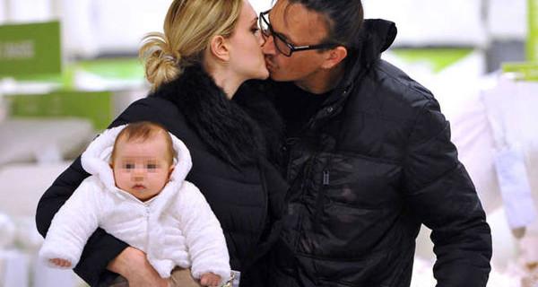 Marcelo Fuentes e Sofia Bruscoli sempre più felici insieme alla piccola Nicole [Foto]