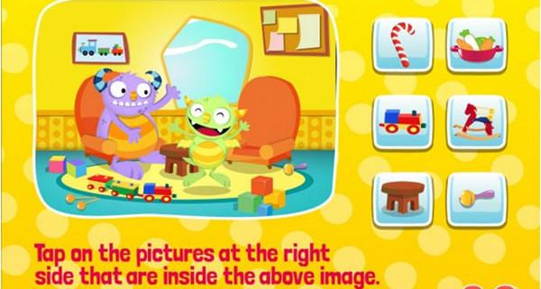 Papà programmatore sviluppa un' App gioco per bambini
