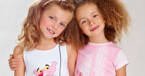 La Pantera Rosa è la star della nuova mini-collezione per bambina di iDo