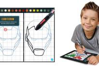 App per Bambini/ Imparare a disegnare con l'iPad: con Smart Stylus per Marvel è possibile