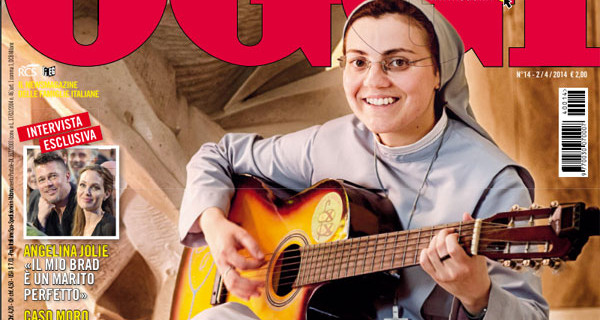 """Intervista a Suor Cristina Scuccia, la stella di The Voice: """"La mia vita non è cambiata"""""""