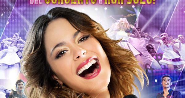Violetta – Backstage Pass presto al Cinema: finalmente TRAILER e locandina!