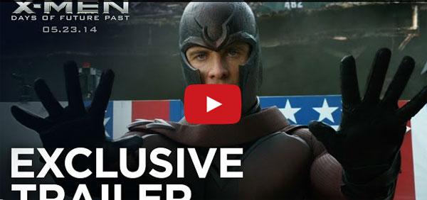 X-Men Giorni di un Futuro Passato: il TRAILER ufficiale con Hugh Jackman e Jennifer Lawrence