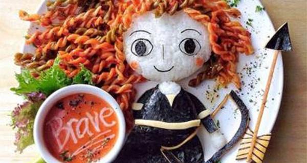 Food Art per bambini: idee per creare piatti simpatici e golosi
