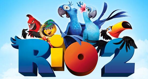 Rio 2 – Missione Amazzonia, domani al cinema tornano le avventure di Blu e Jewel. TRAILER