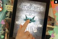 Alice nel Paese delle Meraviglie su iPad: i disegni originali diventano un'app
