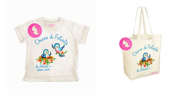 Chicco di Felicità by Elio Fiorucci, la Limited Edition nata per aiutare i bambini
