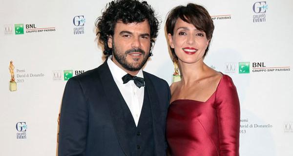 """Francesco Renga e Ambra Angiolini: """"Al centro della nostra vita ci sono i bambini"""""""
