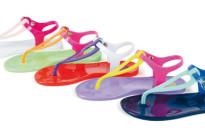 Gioseppo Kids, i nuovi colori dei sandali Jelly Collection per bambine