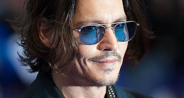 """Johnny Depp torna al cinema con Transcendence: """"Ognuno ha il suo Dio, il mio sono i miei figli"""""""