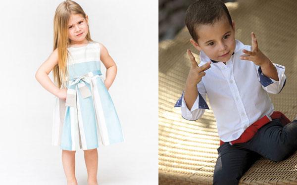 396ac45896df Abiti da cerimonia per bambini  le proposte più alla moda