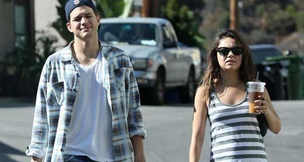 Ashton Kutcher e Mila Kunis presto genitori: sarà una femmina!