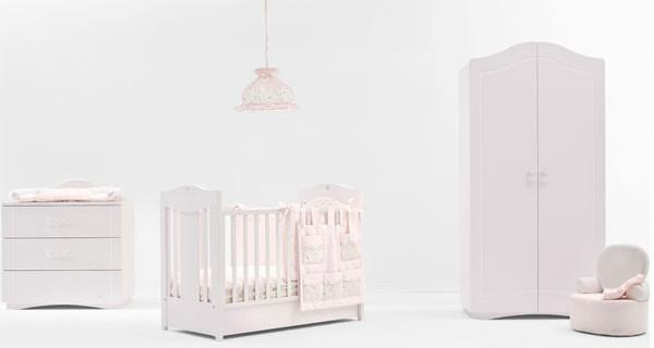 Romantica, la nuova cameretta di Nanàn dedicata alle mamme alla moda