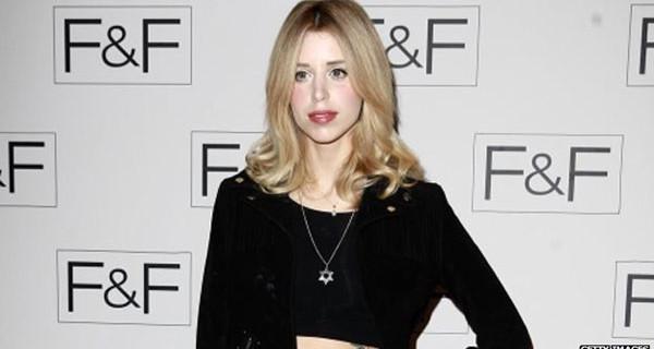 Morta inspiegabilmente Peaches Geldof, la figlia 25enne di Bob: era mamma di due bambini