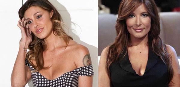 """Selvaggia Lucarelli contro Belen Rodriguez: """"Sei imbarazzante e inadeguata a Come Mi Vorrei"""""""
