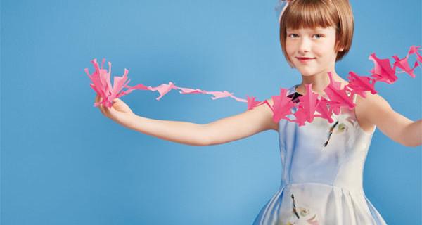 Simonetta Primavera Estate 2014: colori accesi ed estivi per la nuova campagna pubblicitaria